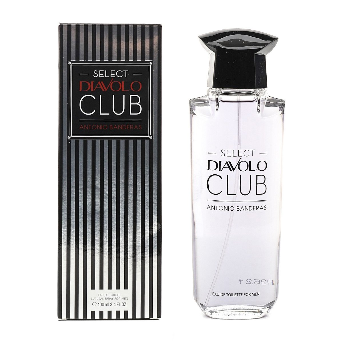 A.Banderas Diavolo Select Club (M) Тестер 100ml edt