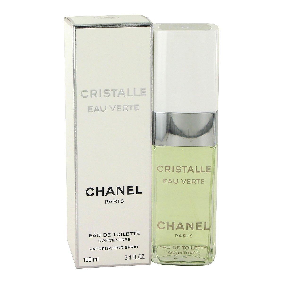 Chanel Cristalle Eau Verte купить в минске и рб