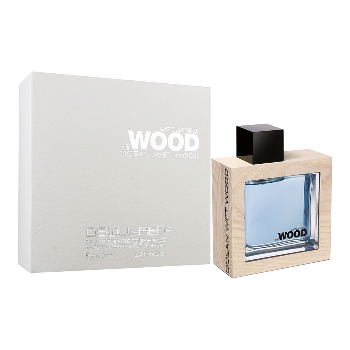 Dsquared2 He Wood Ocean Wet Wood (M) Тестер 100ml edt