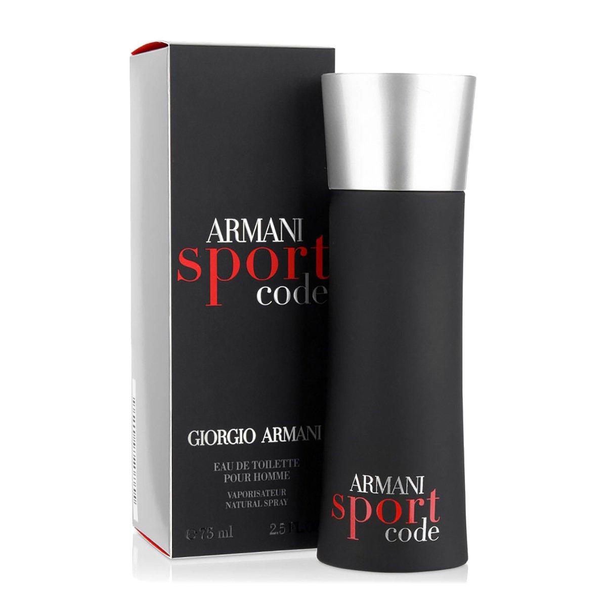 Туалетная вода Giorgio Armani Armani Code Sport  для мужчин 125 мл. (тестер)