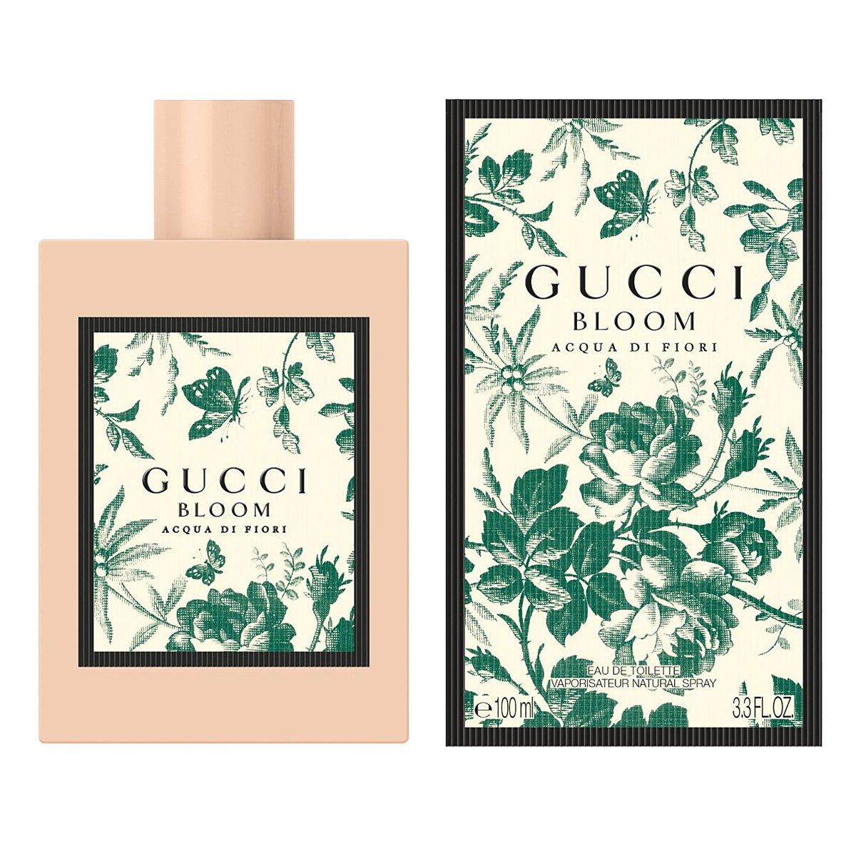 Gucci Bloom Acqua Di Fiori купить в минске и рб