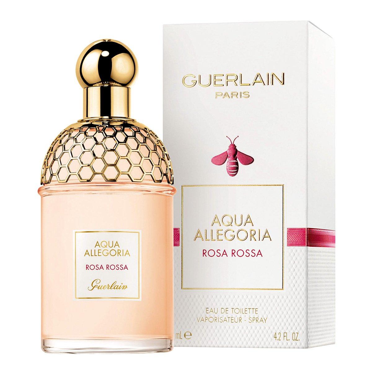 Guerlain Aqua Allegoria Rosa Rossa Тестер 125ml edt