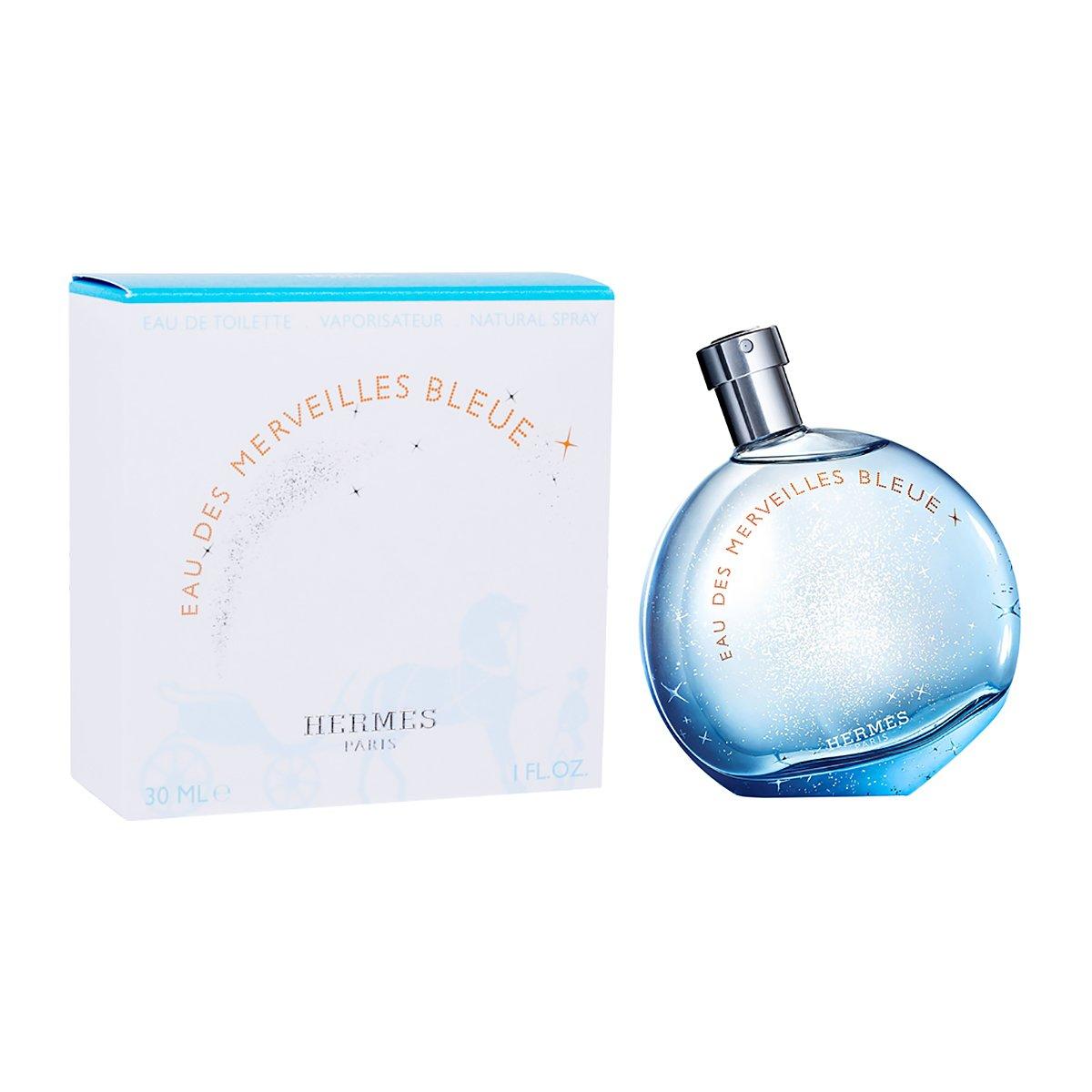 Hermes Eau Des Merveilles Bleue Woman Edt 100 Ml