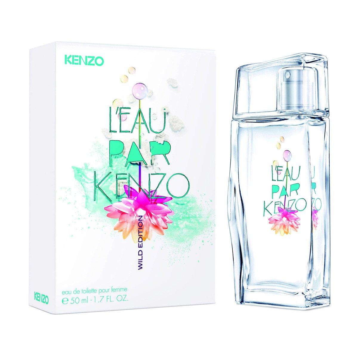 Kenzo L'Eau Par Wild Edition (L) 50ml edt