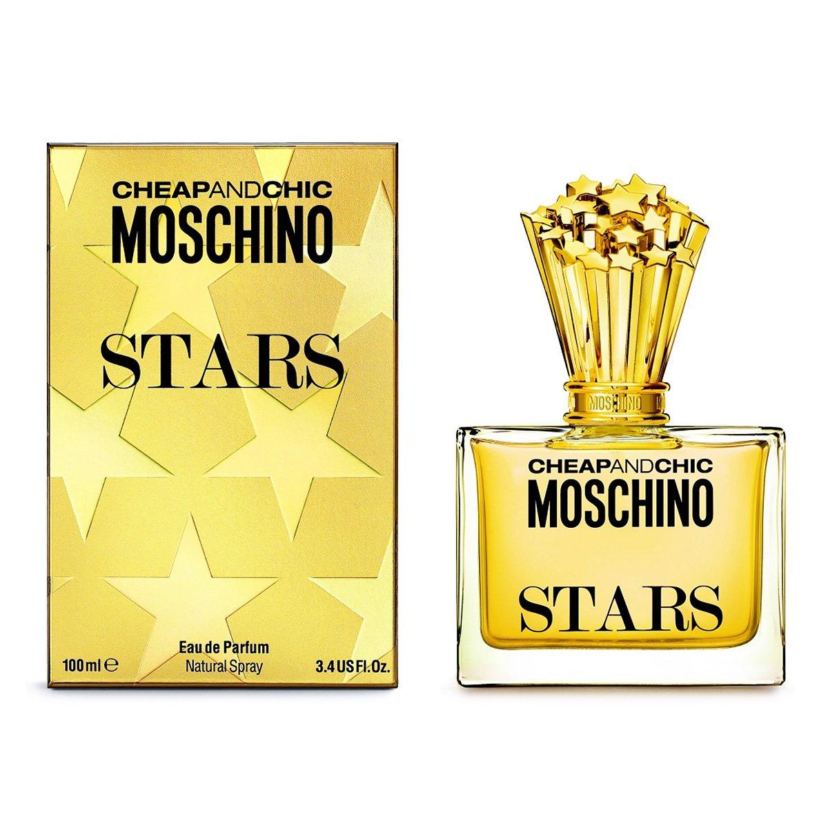 Парфюмерная вода MOSCHINO STARS для женщин 100 мл.