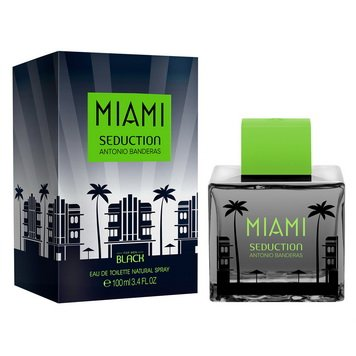 Antonio Banderas - Miami Seduction in Black