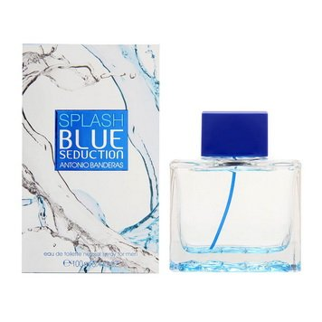 Antonio Banderas - Splash Blue Seduction for Men