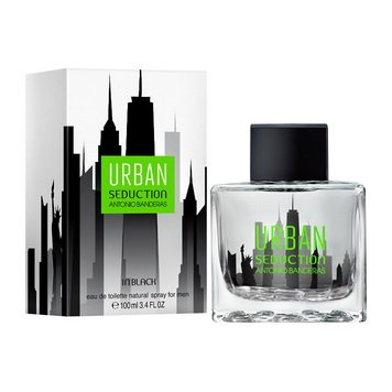 Antonio Banderas - Urban Seduction In Black