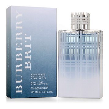 Burberry - Brit Summer Edition for Men