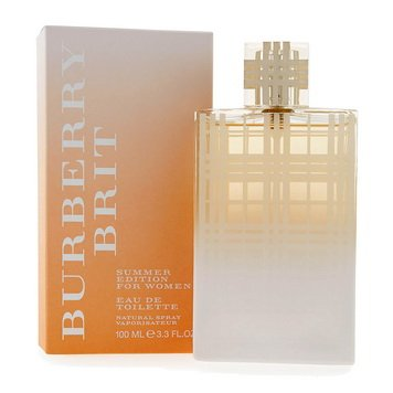 Burberry - Brit Summer Edition for Women