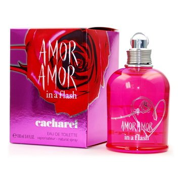 Cacharel - Amor Amor In a Flash