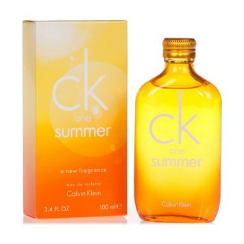 Calvin Klein - CK One Summer 2010