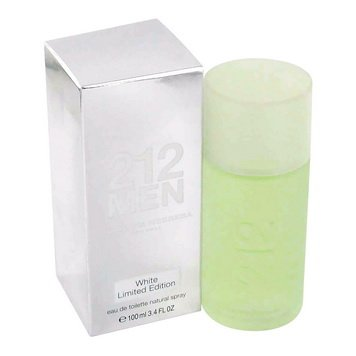 Carolina Herrera - 212 Men White Limited Edition