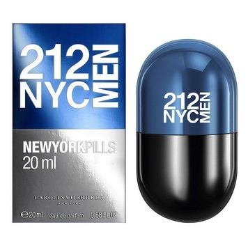Carolina Herrera - 212 NYC Men Pills