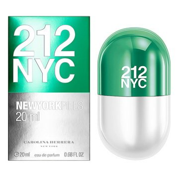 Carolina Herrera - 212 NYC Pills
