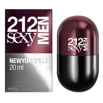 Carolina Herrera - 212 Sexy Men Pills