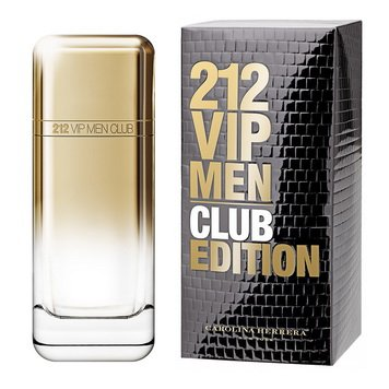 Carolina Herrera - 212 VIP Men Club Edition