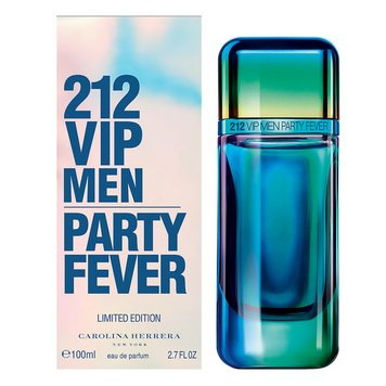 Carolina Herrera - 212 VIP Men Party Fever