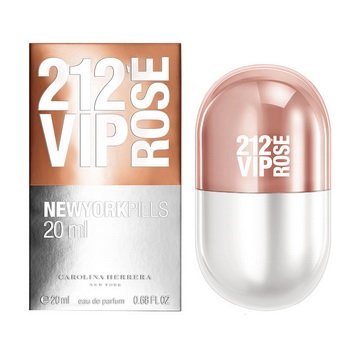 Carolina Herrera - 212 VIP Rose Pills