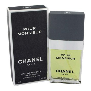 Chanel - Pour Monsieur Concentree