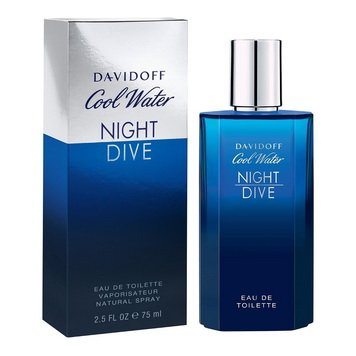 Davidoff - Cool Water Night Dive