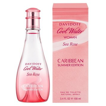 Davidoff - Cool Water Sea Rose Caribbean Summer