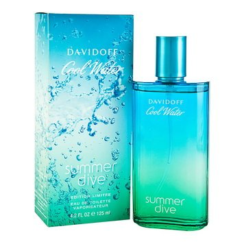 Davidoff - Cool Water Summer Dive