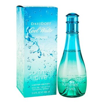 Davidoff - Cool Water Summer Dive Woman