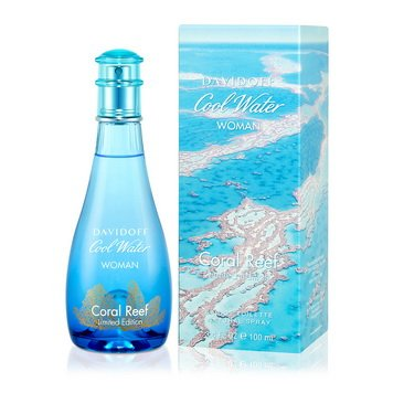 Davidoff - Cool Water Woman Coral Reef Limited Edition