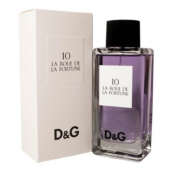 Dolce & Gabbana - Fragrance Anthology: 10 La Roue de La Fortune