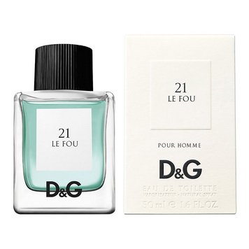 Dolce & Gabbana - Fragrance Anthology: 21 Le Fou