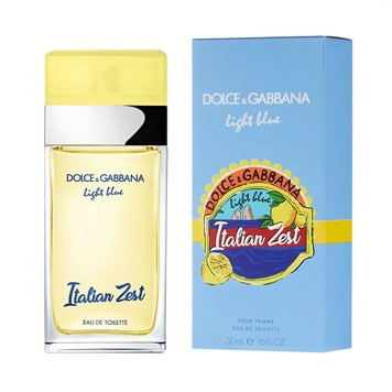Dolce & Gabbana - Light Blue Italian Zest