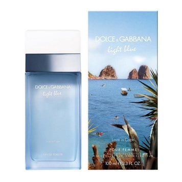 Dolce & Gabbana - Light Blue Love in Capri