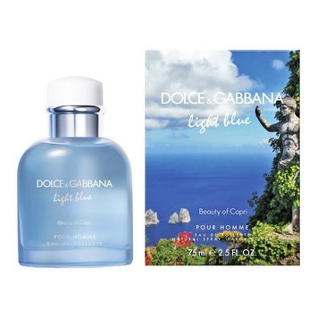 Dolce & Gabbana - Light Blue Pour Homme Beauty of Capri