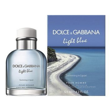Dolce & Gabbana - Light Blue Swimming in Lipari