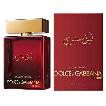 Dolce & Gabbana - The One Mysterious Night