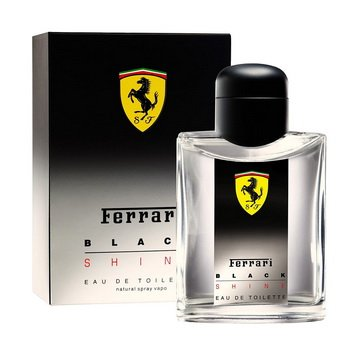 Ferrari - Black Shine