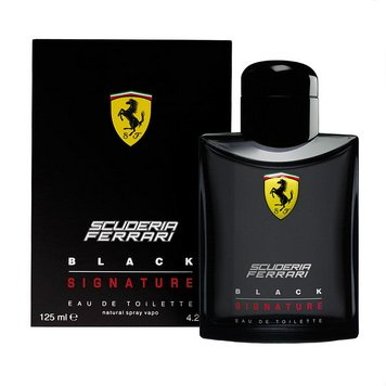 Ferrari - Black Signature
