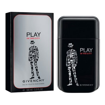 Givenchy - Play In The City Pour Homme