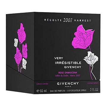 Givenchy - Very Irresistible Rose Damascena Harvest 2007