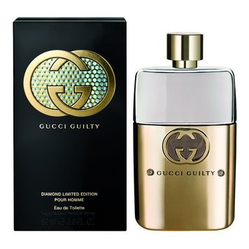 Gucci - Guilty Diamond Limited Edition Pour Homme