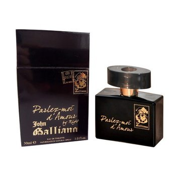 John Galliano - Parlez-Moi d'Amour by Night