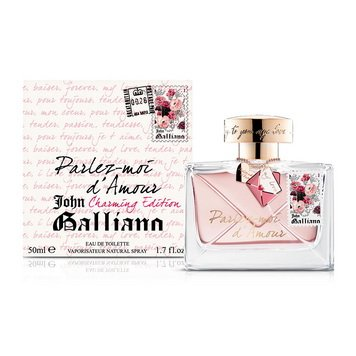 John Galliano - Parlez-Moi d'Amour Charming Edition