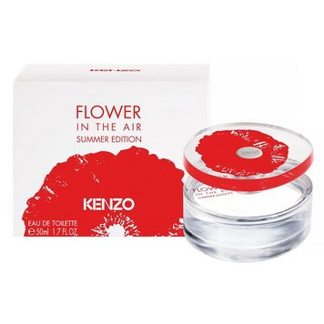 Kenzo - Flower In The Air Summer Edition