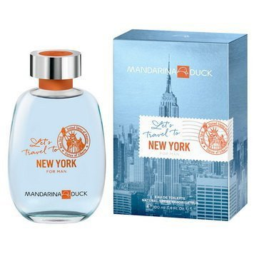 Mandarina Duck - Let's Travel To New York For Man