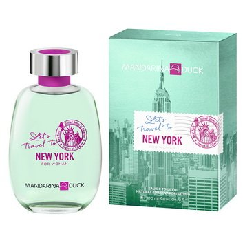 Mandarina Duck - Let's Travel To New York For Woman