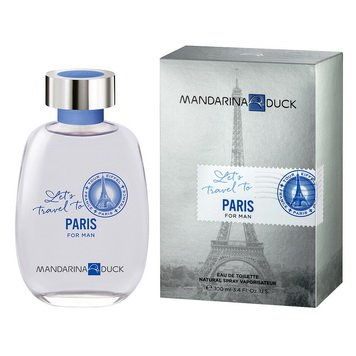 Mandarina Duck - Let's Travel To Paris For Man
