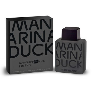 Mandarina Duck - Pure Black