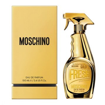 Moschino - Fresh Gold Couture