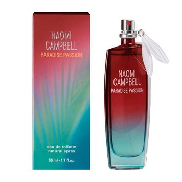 Naomi Campbell - Paradise Passion